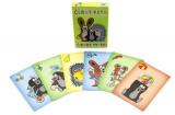Černý Petr Krtek společenská hra - karty v papírové krabičce 6x9cm Akim