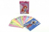 Černý Petr Winx Club společenská hra - karty v papírové krabičce 6x9cm