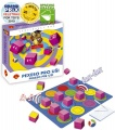 Pexeso pro uši společenská hra v krabici 24,5x25,5x6cm PEXI