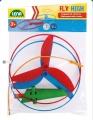 Vystřelovací vrtulky 20cm+startér plast v sáčku 3+ Lena