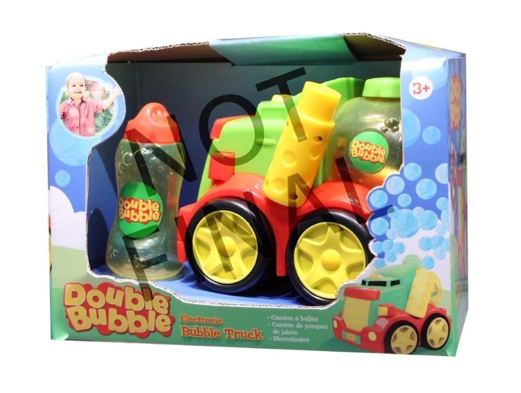 Bublifukový náklaďák Double Bubble