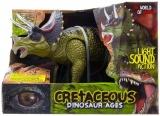 Dinosaurus chodící na baterie
