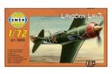 Model Lavočkin La-7 1:72 13,6x11,9cm v krabici slepovací modely Směr