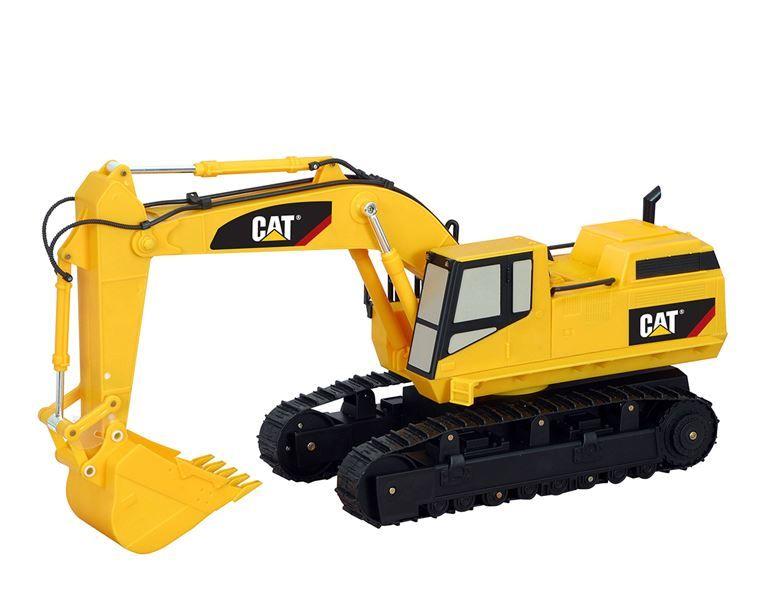 RC pásový bagr Caterpillar (CAT) pásový Nakladač na ovládání RC model NIKKO