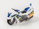 Teamsterz policejní motorka se zvukem a světlem Halsall