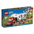 Lego City 60182 Pick-up a karavan