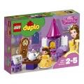 Lego Duplo Bella a čajový dýchánek