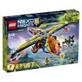 Lego Nexo 72005 Knights Aaronův samostříl
