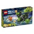 Lego Nexo 72003 Knights Běsnící bombardér