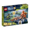 Lego Nexo 72001 Knights Lanceův vznášející se turnajový vůz