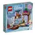 Lego 41155 Princezny Elsa a dobrodružství na trhu