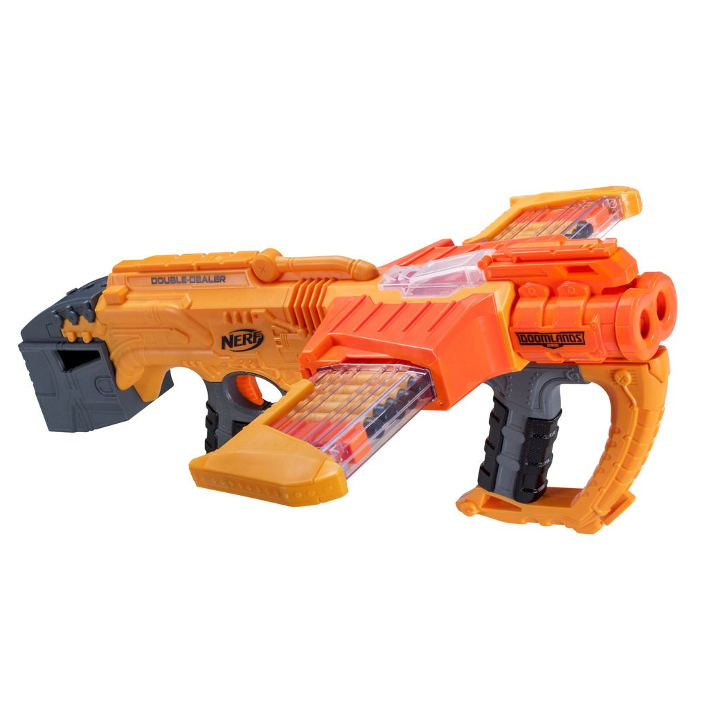 NERF Doomlands - double-dealer Hasbro