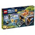 Lego Nexo 72006 Knights Axlův arzenál na kolečkách