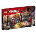 Lego Ninjago 70640 S.O.G. Základna