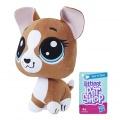 Littlest Pet Shop Plyšák s pohyblivou hlavou Hasbro