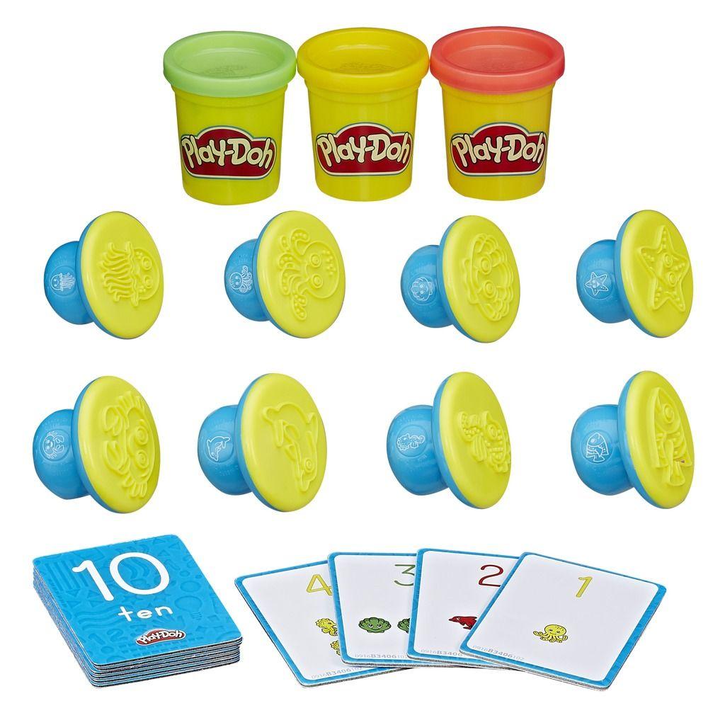 Play-Doh Čísla & Počítání Hasbro