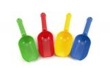 Kupecká lopatka plast 24cm asst 4 barvy od 12 měsíců LORI