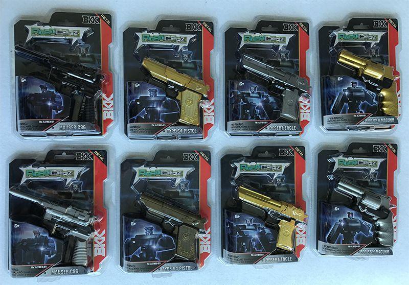 Robocarz zbraň HM STUDIO