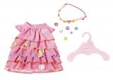 BABY born® Letní šatičky s nacvakávacími ozdobami