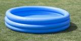 Bazén nafukovací 3 komory 114x25cm Teddies