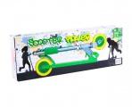 Koloběžka Scooter 32x70x66cm asst 4 druhy v krabici Teddies
