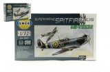 Model Supermarine Spitfire MK.VB HI TECH 1:72 12,8x13,6cm v krabici 25x14,5x4,5cm Směr
