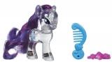 My Little Pony průhledný poník s třpytkami a doplňkem HM STUDIO
