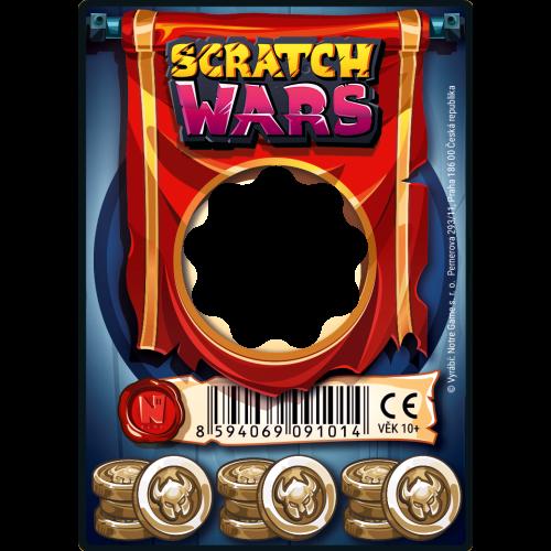 Scratch Wars - Karta Zbraně