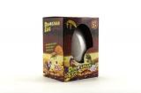 Dinosaurus velký líhnoucí a rostoucí z vajíčka 11cm v krabičce 6 ks v boxu Teddies