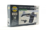 Model Chance Vought F4U-1 Corsair HI TECH 1:72 14,1x1,73cm v krabici 25x14,5x4,5cm Směr