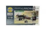 Model Model Hawker Hurricane MK.II HI TECH 1:72 16,9x13,6cm v krabici 25x14,5x4,5cm Směr