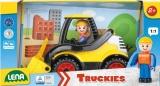 Auto Truckies nakladač plast 20cm v krabici 24m+ Lena
