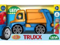 Auta Truxx popelář v krabici