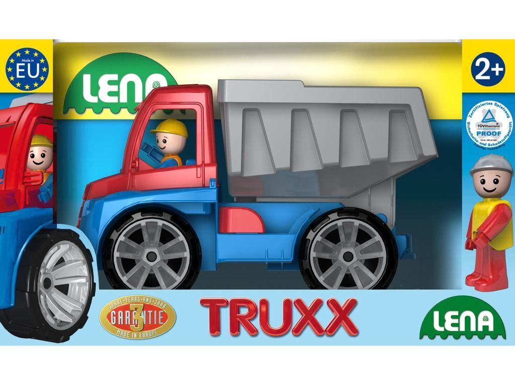 Auta Truxx sklápěč v krabici Lena