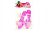 Střevíčky boty plast 19cm v sáčku