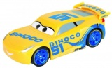 Autodráha Carrera First Auta 3/Cars 3,5m plast na baterie v krabici 50x30x8cm Conquest