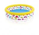 Bazén dětský s puntíky nafukovací 147x33cm 2+ Teddies