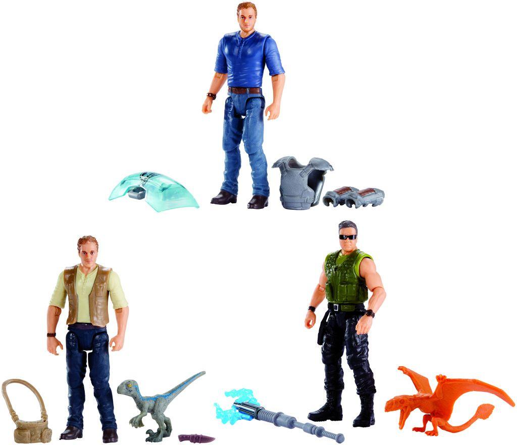 Jurský svět základní figurka Mattel
