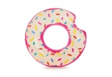 Kruh donut nafukovací 107x99cm 9+ Teddies