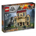Lego Jurassic World 75930 Řádění Indoraptora v Lockwoo..