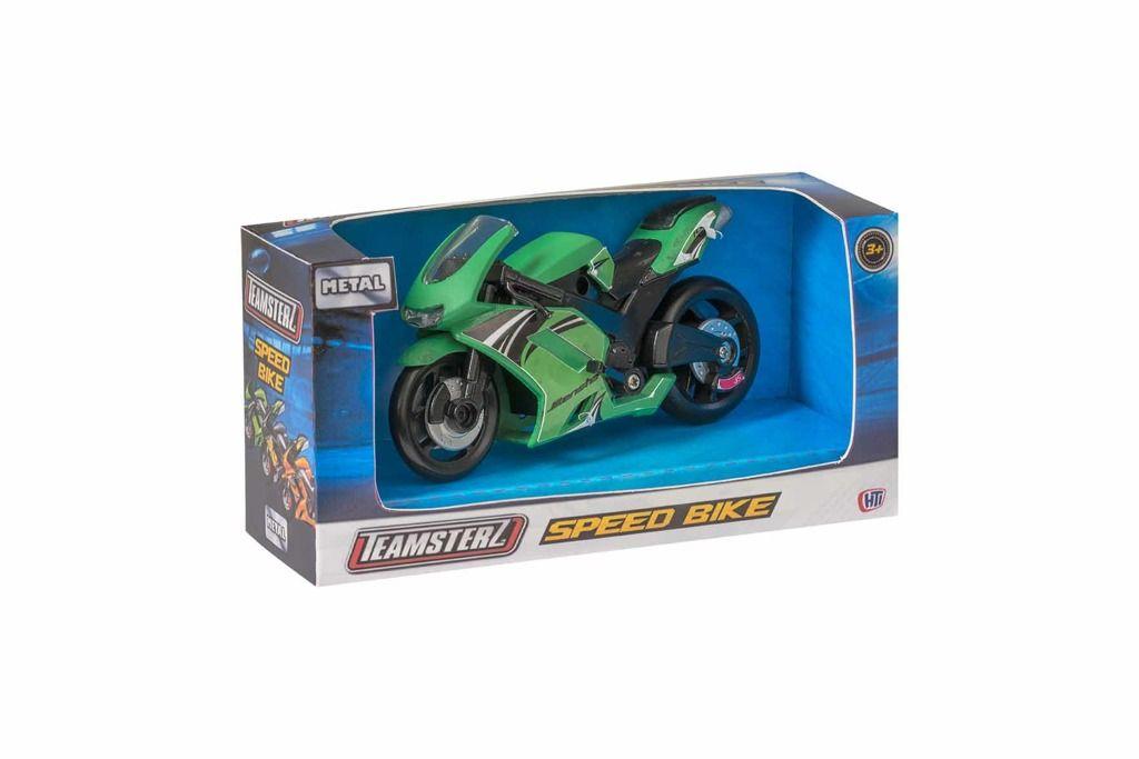 Teamsterz motorka silniční motocykl. Alltoys