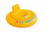 Baby kruh nafukovací +- 70cm v krabici 6-12m Teddies
