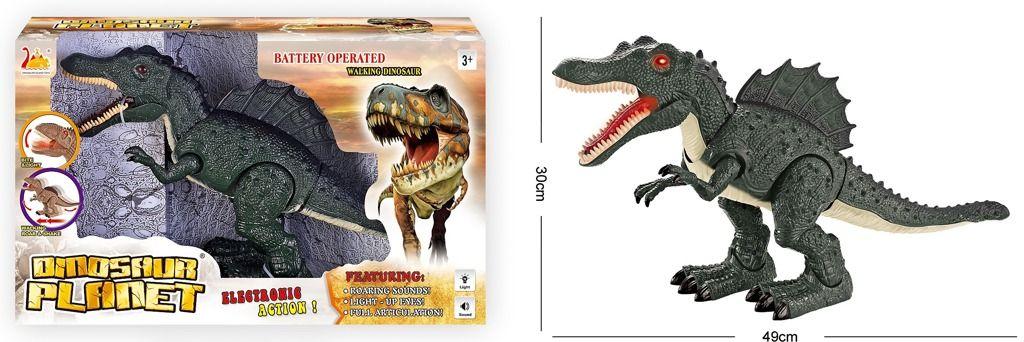 Dinosaurus se zvukem a pohybem Alltoys