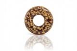 Kruh donut čokoládový 114cm 9+