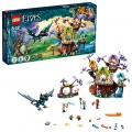 Lego Elves 41196 Útok stromových netopýrů na Elfí hvězdu