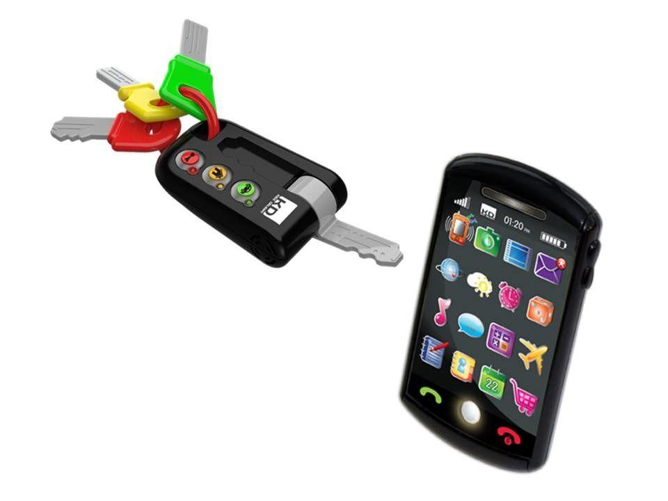 Tech set duo telefo pro nejmenší Alltoys