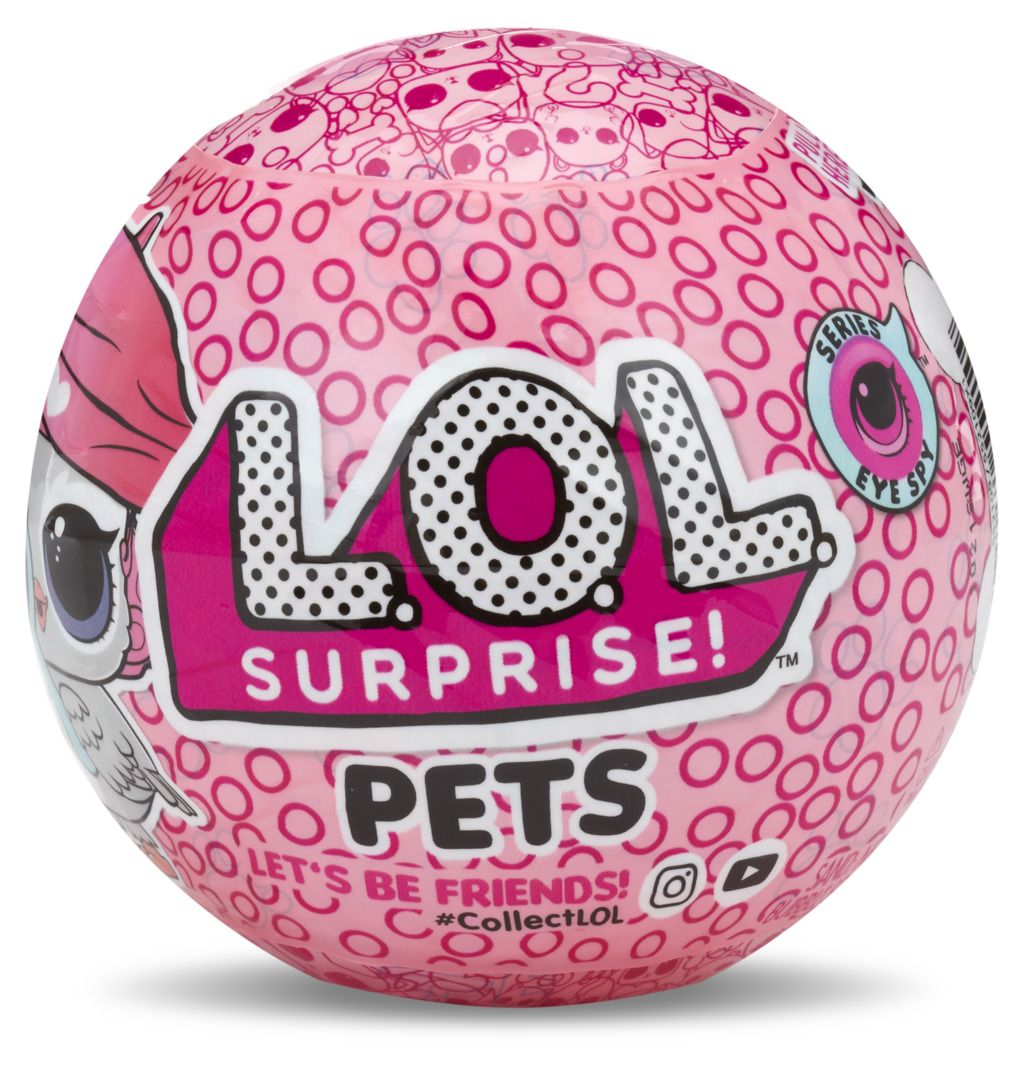 L.O.L. Surprise Zvířátka MGA