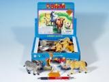 Zvířátka farma plast 8-13cm asst 6 druhů 24ks v boxu