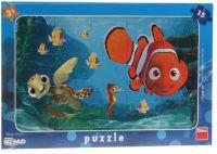 Puzzle 15 dílků deskové Nemo