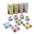 Minipexeso Krtek společenská hra v papírové krabičce 40 ks v boxu Dino